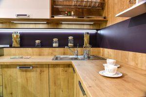 Кухня Мастершафт Виктория 3