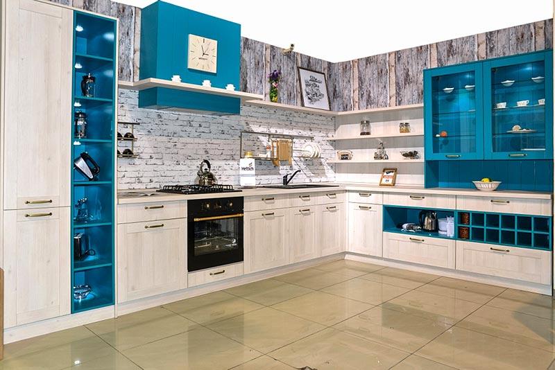 Кухня Мастершафт Аделаида северное дерево